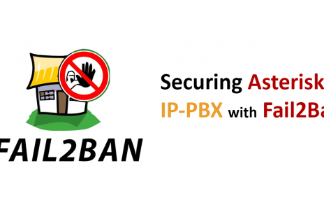 Securing Asterisk IP-PBX with Fail2Ban